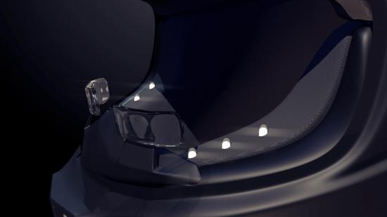 iC-R : Mũ bảo hiểm của tương lai ảnh 6