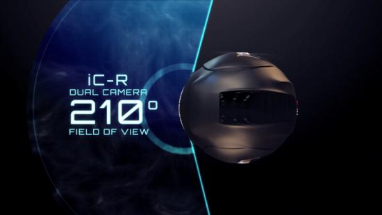 iC-R : Mũ bảo hiểm của tương lai ảnh 1