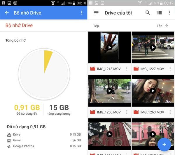 5 việc đầu tiên cần làm khi smartphone Android đầy bộ nhớ ảnh 4