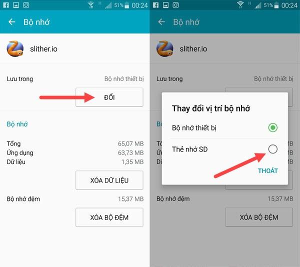 5 việc đầu tiên cần làm khi smartphone Android đầy bộ nhớ ảnh 5
