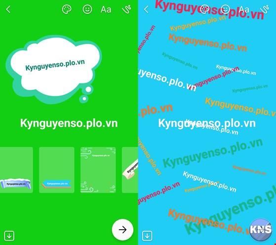 Cách kích hoạt các hiệu ứng bí mật trên Messenger ảnh 1