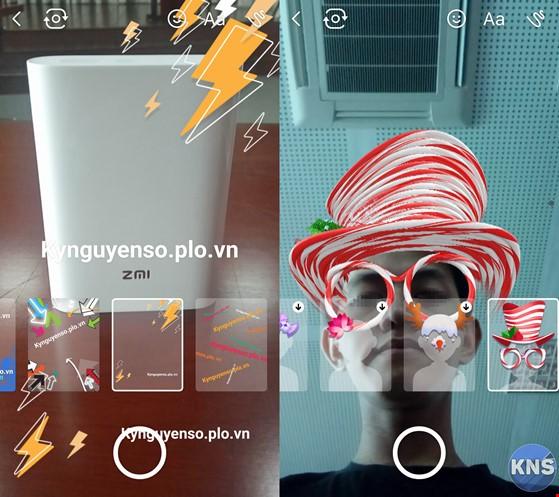 Cách kích hoạt các hiệu ứng bí mật trên Messenger ảnh 3