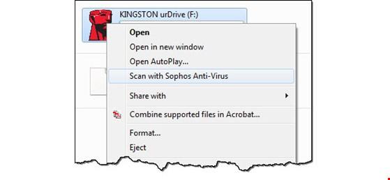 Sửa lỗi không thể chép dữ liệu vào USB ảnh 2