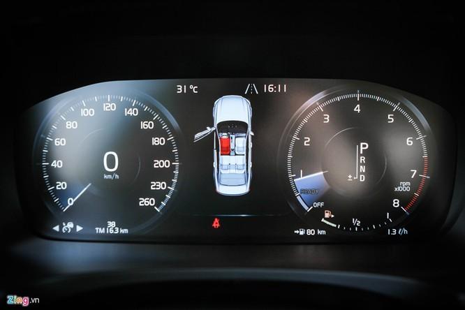 Volvo S90: Giá hơn 2 tỷ, cạnh tranh E-Class tại VN ảnh 8