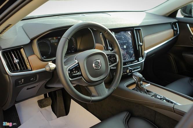 Volvo S90: Giá hơn 2 tỷ, cạnh tranh E-Class tại VN ảnh 6
