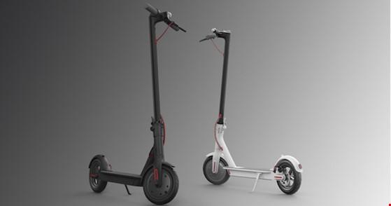 Mi Electric Scooter: Ý tưởng đột phá cho giải pháp kẹt xe ảnh 1