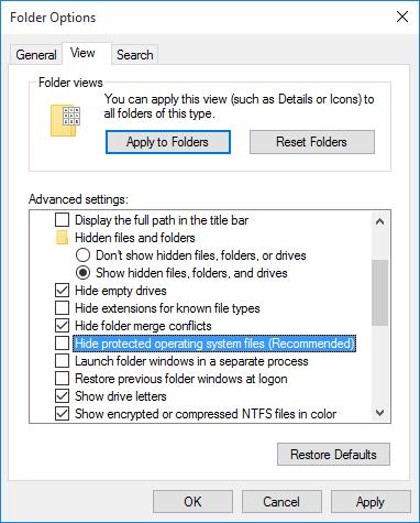 Mẹo ẩn file và thư mục trên Windows 10 ảnh 6