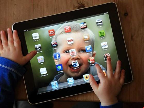 Công nghệ với trẻ nhỏ: Nên hay không nên? ảnh 1