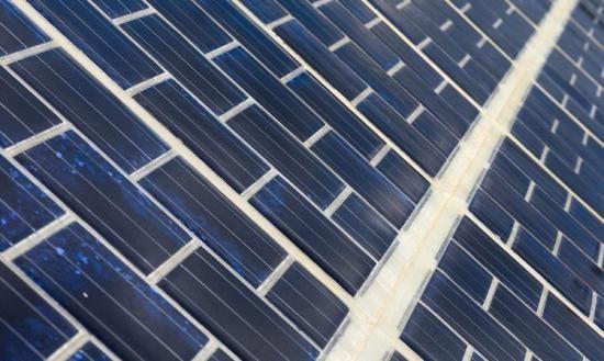 Đường năng lượng mặt trời đầu tiên trên thế giới ảnh 1
