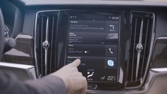 Skype sẽ có mặt trên xe Volvo ảnh 4