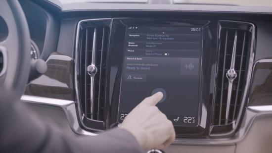 Skype sẽ có mặt trên xe Volvo ảnh 1