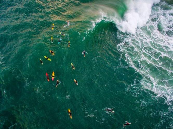 Những hình ảnh chụp từ drone đẹp nhất năm 2016 ảnh 11