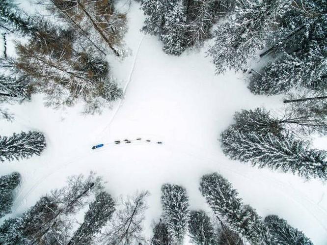 Những hình ảnh chụp từ drone đẹp nhất năm 2016 ảnh 16