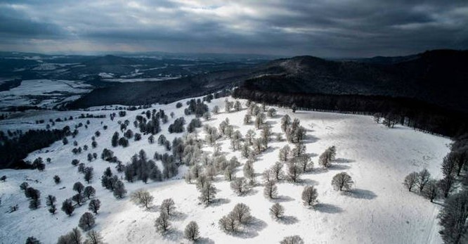 Những hình ảnh chụp từ drone đẹp nhất năm 2016 ảnh 23