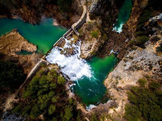 Những hình ảnh chụp từ drone đẹp nhất năm 2016 ảnh 24