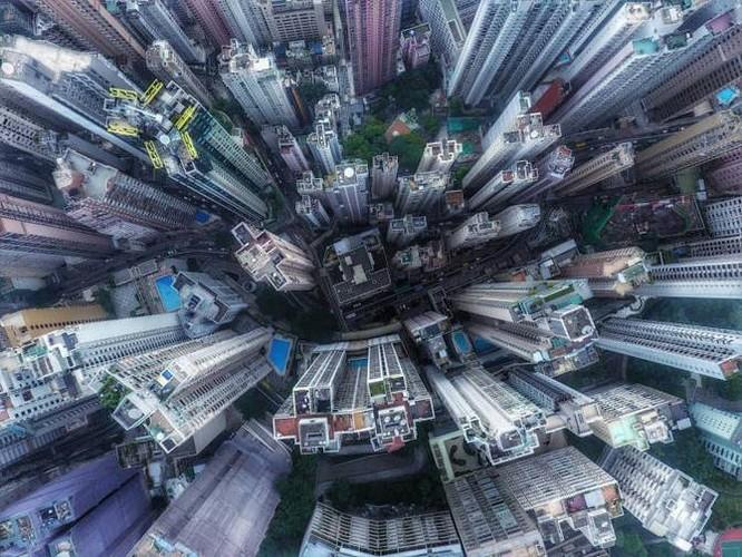 Những hình ảnh chụp từ drone đẹp nhất năm 2016 ảnh 3