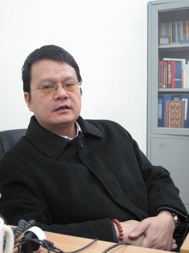 Ông Trần Việt Thái - Phó viện trưởng Viện Nghiên cứu Chiến lược (Học viện Ngoại giao)