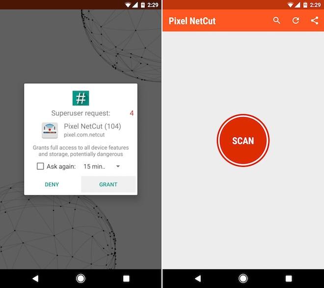 Cách phát hiện ai xài ké WiFi nhà bạn chỉ với thiết bị Android ảnh 2