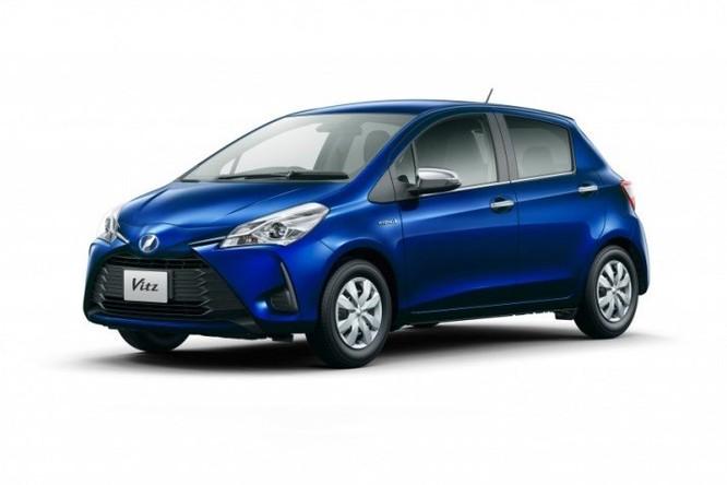 Toyota Yaris 2017 giá 232 triệu, dân Việt ngóng chờ ảnh 1