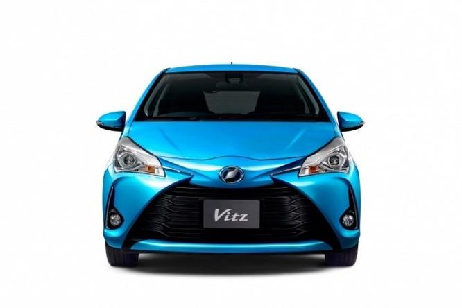 Toyota Yaris 2017 giá 232 triệu, dân Việt ngóng chờ ảnh 2