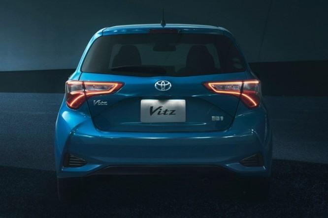 Toyota Yaris 2017 giá 232 triệu, dân Việt ngóng chờ ảnh 3