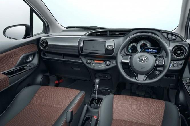 Toyota Yaris 2017 giá 232 triệu, dân Việt ngóng chờ ảnh 9
