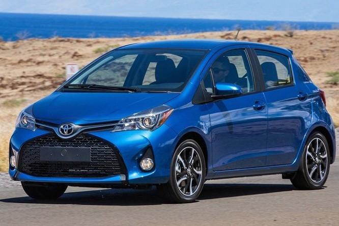 Toyota Yaris 2017 giá 232 triệu, dân Việt ngóng chờ ảnh 10