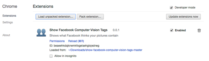 Facebook có thể nhận diện được những gì trên ảnh của bạn? ảnh 1
