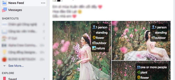 Facebook có thể nhận diện được những gì trên ảnh của bạn? ảnh 2