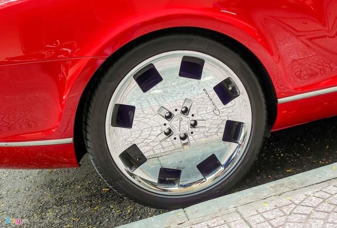 Siêu xe Bentley độ biển đẹp ở Sài Gòn ảnh 5