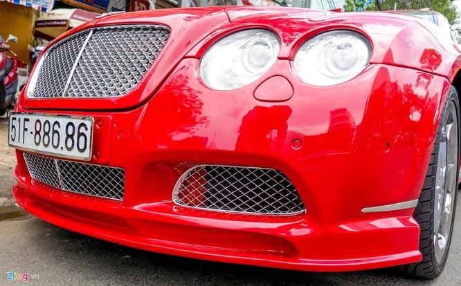 Siêu xe Bentley độ biển đẹp ở Sài Gòn ảnh 6