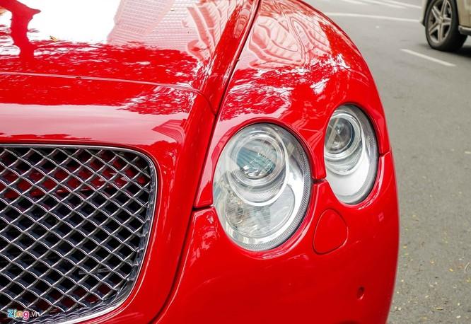 Siêu xe Bentley độ biển đẹp ở Sài Gòn ảnh 7