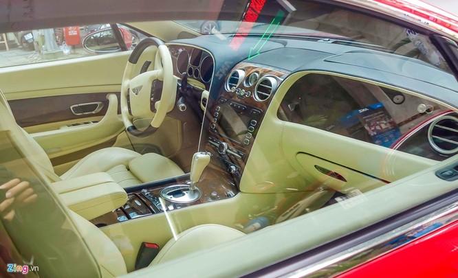 Siêu xe Bentley độ biển đẹp ở Sài Gòn ảnh 8