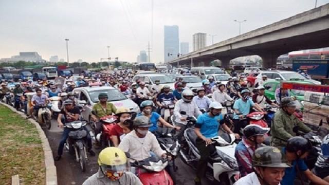 Chuyên gia LHQ nói về ùn tắc giao thông và quá tải đô thị tại Việt Nam ảnh 1