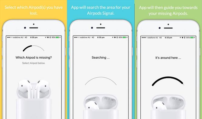 Apple thêm tính năng tìm kiếm AirPods trong iOS 10.3 beta ảnh 2