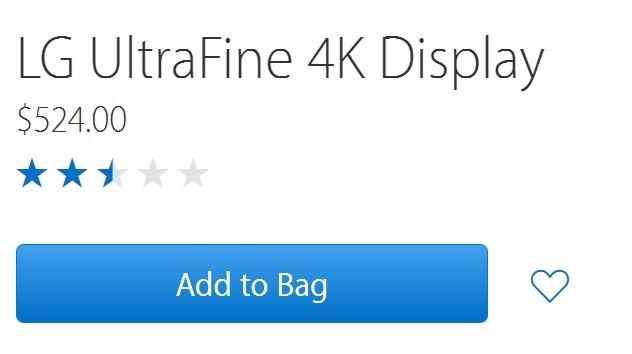 Bị người dùng chê, Apple xóa luôn đánh giá cho màn hình UltraFine 5K ảnh 1