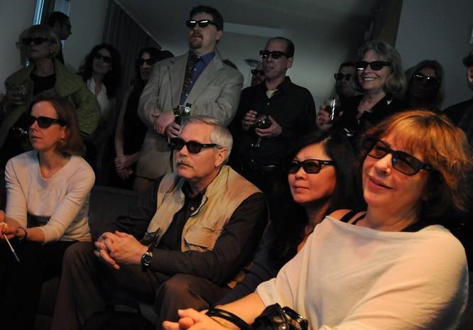 """TV 3D đã chính thức """"chết"""" ảnh 1"""
