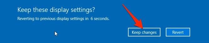 Cách thay đổi độ phân giải màn hình trên Windows 10 ảnh 4