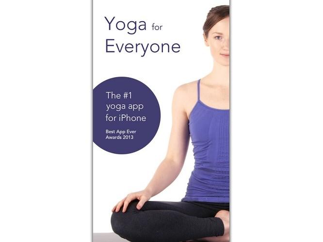 5 ứng dụng tập yoga tốt nhất trên di động ảnh 2
