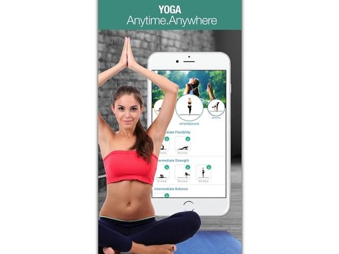 5 ứng dụng tập yoga tốt nhất trên di động ảnh 5