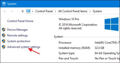 Mẹo di chuyển thư mục Temp của Windows sang ổ đĩa khác ảnh 2