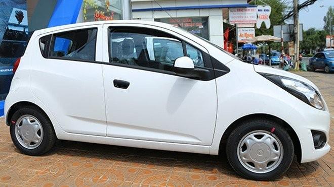 3 mẫu xe mới giá hơn 300 triệu đồng tại Việt Nam ảnh 1