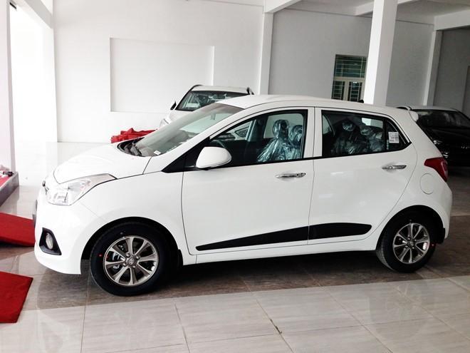 3 mẫu xe mới giá hơn 300 triệu đồng tại Việt Nam ảnh 2