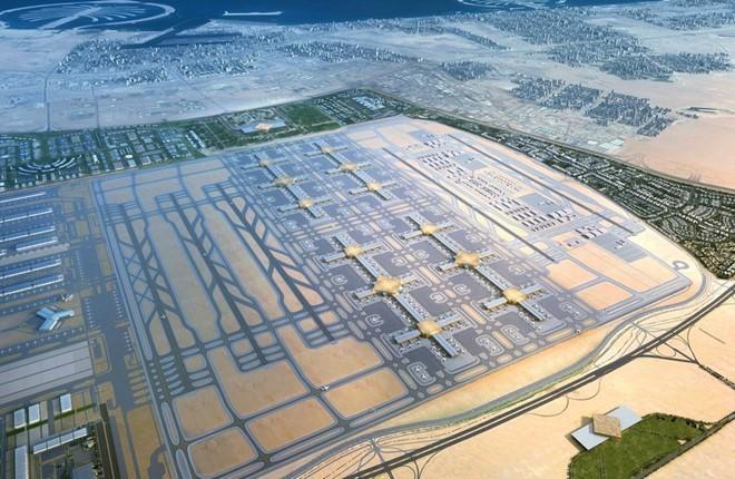 9 siêu dự án lớn nhất thế giới đang được xây dựng ảnh 1