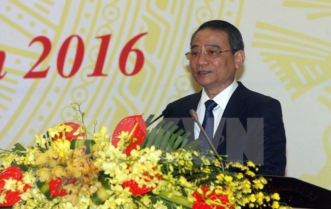 """Bộ trưởng GTVT: """"Việt Nam cần xây dựng đường sắt tốc độ cao Bắc-Nam"""" ảnh 1"""