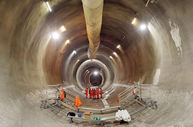 9 siêu dự án lớn nhất thế giới đang được xây dựng ảnh 5