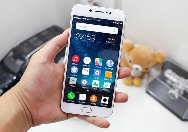 5 smartphone tầm trung chuyên nghe nhạc ảnh 2