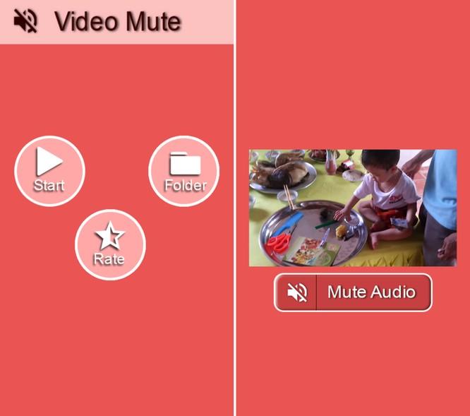 Các ứng dụng giúp loại bỏ âm thanh khỏi video trên Android và iOS ảnh 1