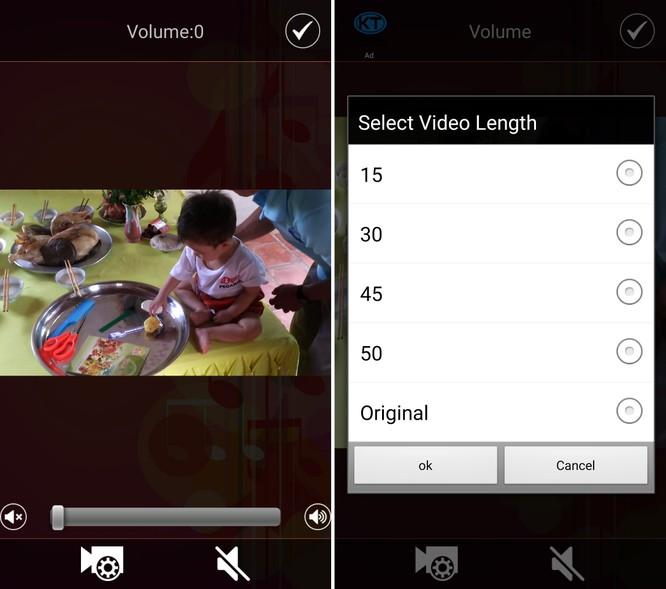 Các ứng dụng giúp loại bỏ âm thanh khỏi video trên Android và iOS ảnh 3