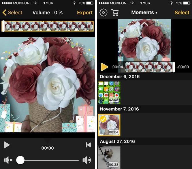 Các ứng dụng giúp loại bỏ âm thanh khỏi video trên Android và iOS ảnh 5